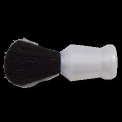 Brocha de afeitar mango plastico c/ tubo